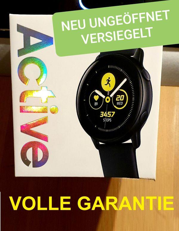 NEU Samsung Galaxy Watch Active
