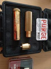 e-zigarette mech Mod purge phobia