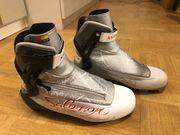 Salomon Skatingschuhe Langlauf zu verkaufen