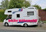 Suche Wohnmobile und Wohnwagen
