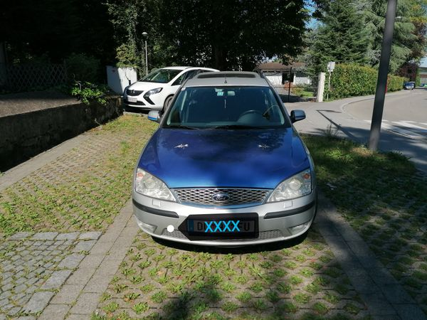 Ford Mondeo 2 0 TDCI