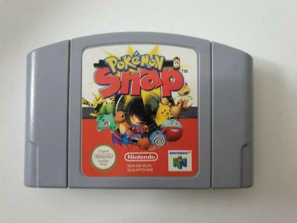Pokemon Snap Nintendo 64 2000