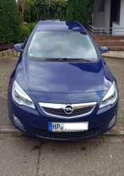 Opel Astra J 1 4