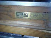 Velux Dachfenster 608 114x140cm und