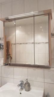 Bad Möbel Spiegel Schrank Unterschrank
