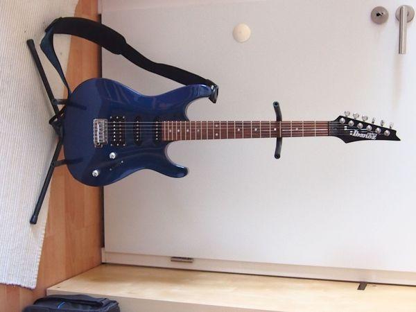 IBANEZ GIO E-Gitarre mit Gigbag