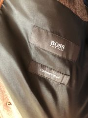 Boss Mantel Cashmere Wool neuwertig