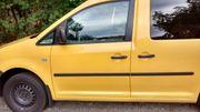 VW Caddy Kasten Diesel - Fahrzeug