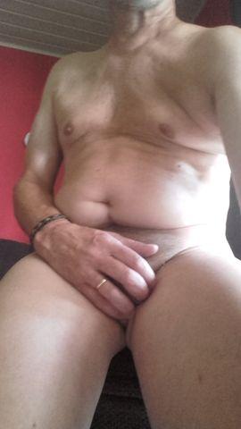 Private nackt selfie