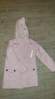 Gefütterte Jacke für Mädchen