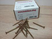 Spanplatten- Schrauben 4 x 25