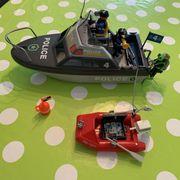 Playmobil 4429 - Polizei Boot Limitierte