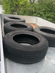 4 x MS Reifen 245x65xR