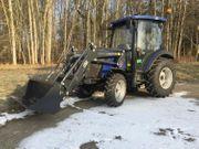 Vorführmaschine Lovol M504 Traktor Allrad