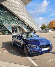 BMW 420i Cabrio Sport Line -