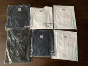 Diverse Werbe T-Shirts XL aus
