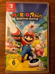 Nintendo Switch Spiel Mario Rabbids