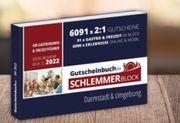Schlemmerblock 2022 Darmstadt und Umgebung