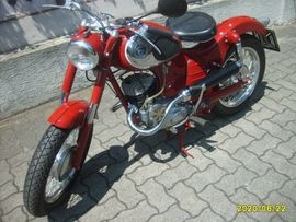 Puch 175 SV Rot