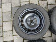 Winterreifen 205 55 R16 Dunlop