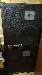 Dynacord Boxen
