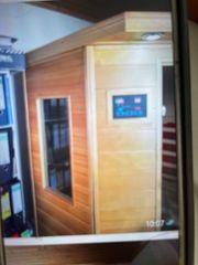 Infrarot Sauna -Kabine