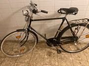 Retro Oldtimer Liebhaberstück Fahrrad 28