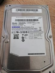 Festplatte HDD 250GB Samsung HD252KJ