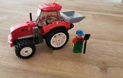Lego City Roter Traktor