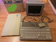 Atari SM124 Atari 1040ST