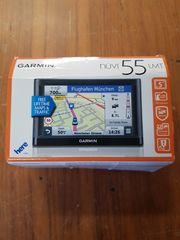 Navigationsgerät Garmin Nüvi 55 inkl