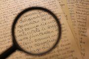 Übersetzung alter Handschriften - Sütterlin und