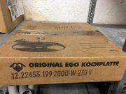 Kochplatte 12 22453 199 2000W