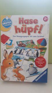 Spiel Hase hüpf Ravensburger