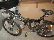 Fahrrad Mountainbike von Crosswind Nie