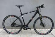 Rotwild T1 Trekkingrad Crossrad mit