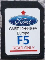 Verkaufe Navi SD Karte Ford