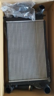 Katalysator und Ladeluftkühler Original Audi
