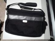 Laptoptasche schwarz
