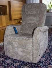 Relaxsessel Seniorensessel elektrisch mit Aufstehhilfe