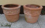Pflanztopf Blumentopf Terakotta Topf Kübel