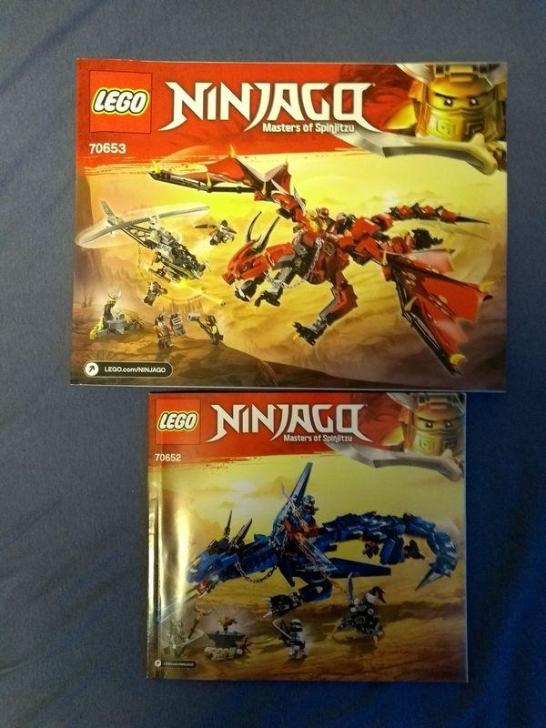 LEGO NINJAGO Sehr Günstig WIE