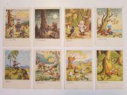 Sammlung Ernst Fay 8 Karten