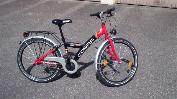 Verkaufe Wittkop Cobra Kinderrad 24