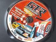 PC CD ROM - GTR - FIA GT