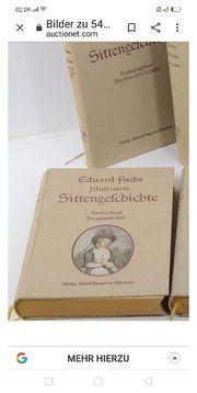 Drei Bücher Sittengeschichte von 1800