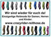 Crazy Rider Reithosen - kreative Reitmode