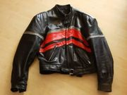 Motorradjacke aus echtem Leder - Verkauf