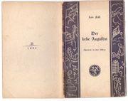 Leo Fall - Der liebe Augustin -