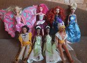 Barbie Disney Sammlung